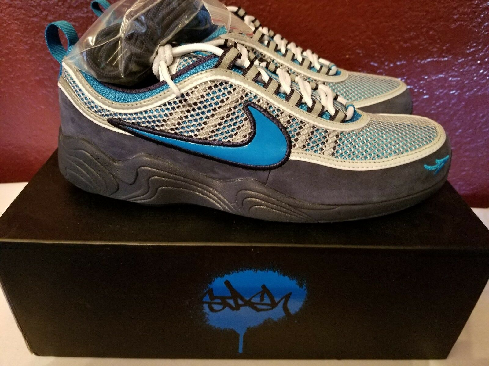 Nike STASH spiridon Sz 11