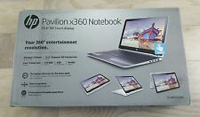 "HP Pavilion X360 Notebook 15.6"" Laptop 2-IN-1 i5-6200U 8GB 1T (15-bk020wm)"