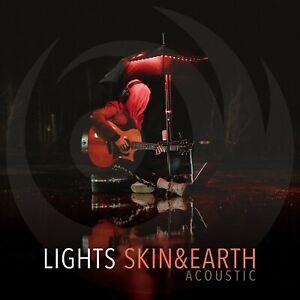 Lights-Skin-amp-Earth-Acoustic-NEW-Sealed-Vinyl-LP-Album