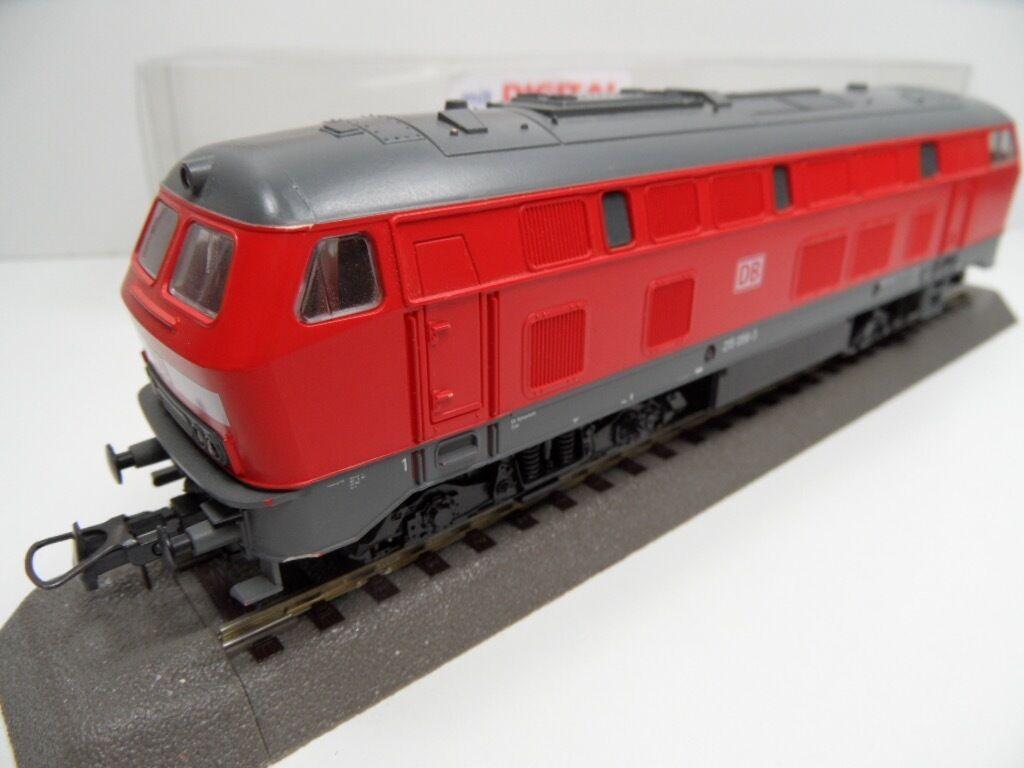 Roco 51236 51236 51236 - HO - DB - Diesellok 218 056-3 - digital - TOP in EK -  3105 10f314