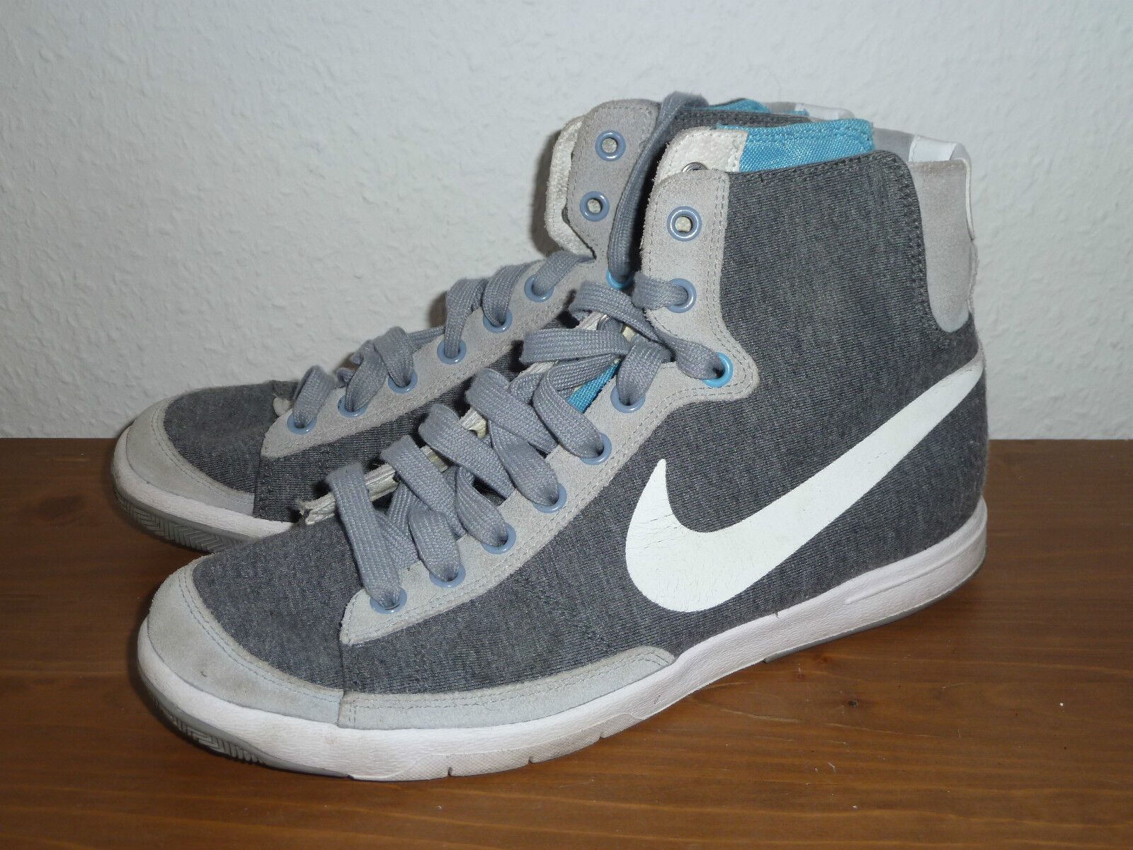 High Top SNEAKER Chucks - grau - Textil - * NIKE * - Gr. 40 The most popular shoes for men and women