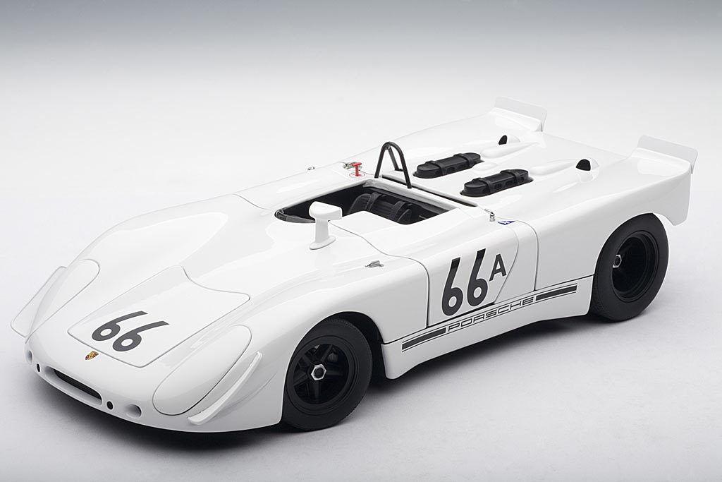 Porsche 908 02 Holtville 1970 Steve McQueen  66A AUTOart 1 18 AA 87073