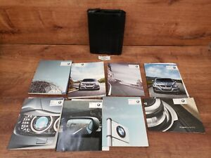 ✅ 2007-2010 OEM BMW E92 328 335 Coupe Owners Manual Book w/ Wallet SET