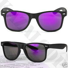 452a43043fa item 3 MATTE Black Square Mirror lens Mens Womens Sunglasses -MATTE Black  Square Mirror lens Mens Womens Sunglasses
