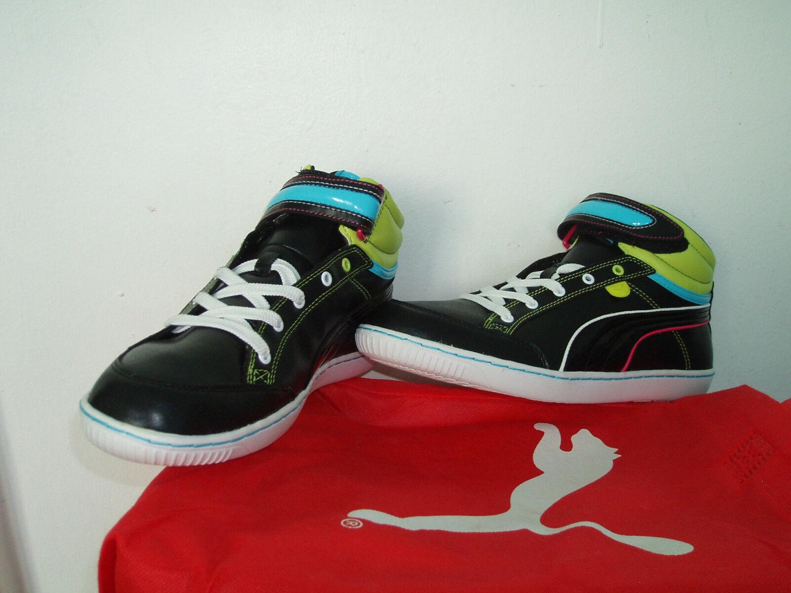 Puma Avila Mid US shoes Size Women's-8, 9.5,,Solid,Medium,Leather (353793 02)
