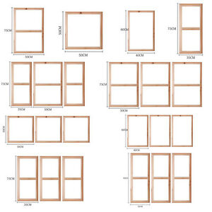 image is loading diy canvas art paintings canvas wood frame wall