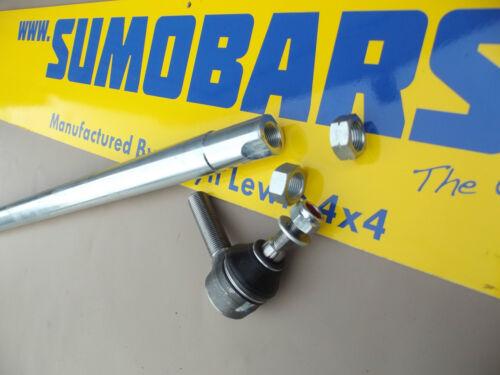Land Rover Defender 32mm Extreme Heavy Duty Drag Link Steering Bar SUMOBARS