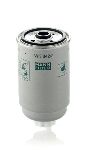 Mann-FilterFiltro de combustible 842//2 WK filtro Filtro de combustible diesel filtro