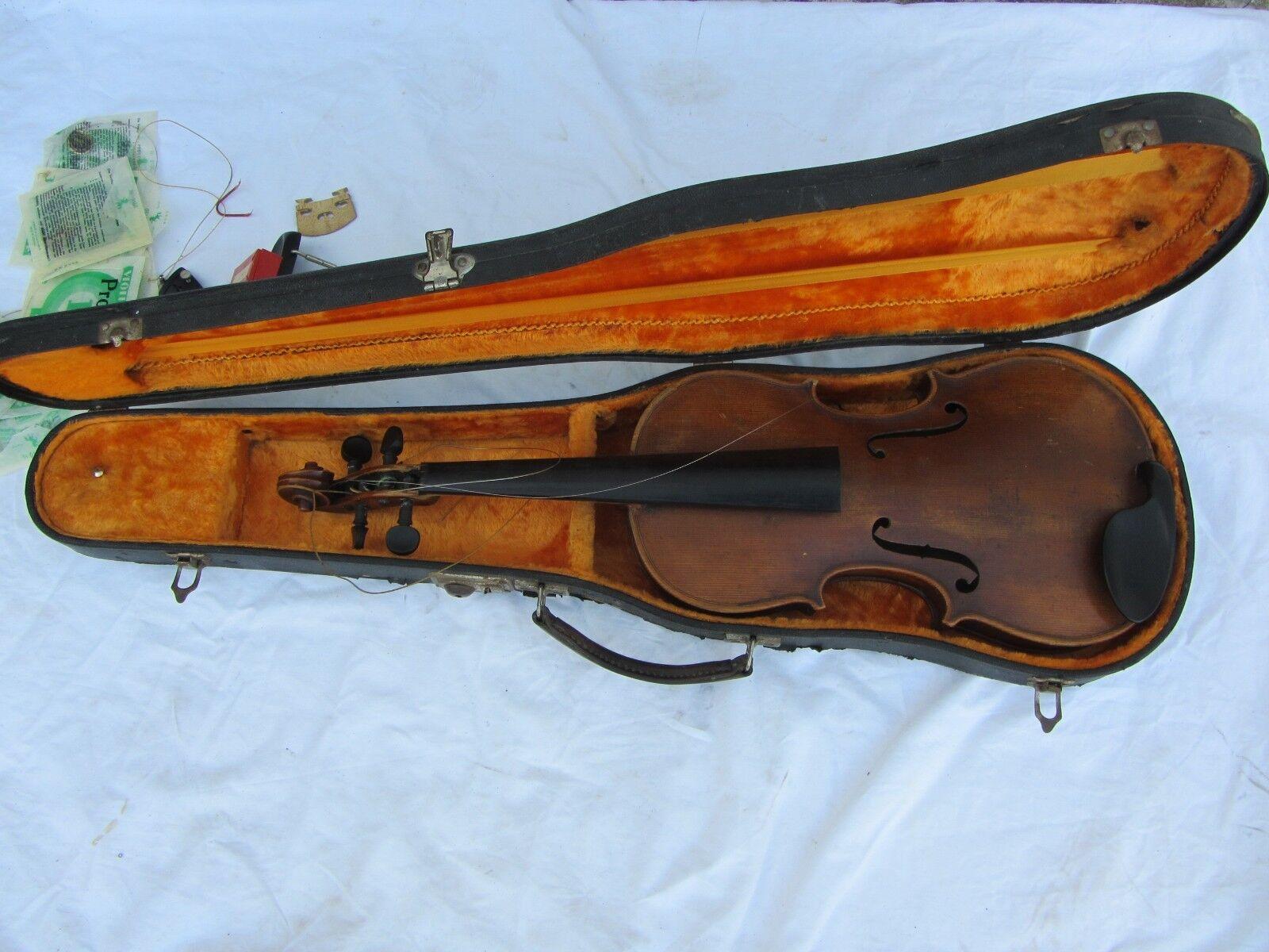 Geige Violine 4 4 ca. 60 cm Full storlek