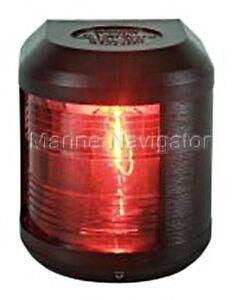 Stern Light 12V Housing Series AQUASIGNAL Black 41Navigation 10W wqCSnZ46