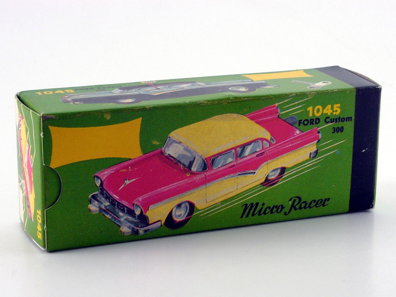 Lilliput Lilliput Lilliput Micro-Racer Ford Fairlane red-yellow d70ff6