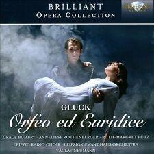 Christoph Willibald Gluck Orfeo ed Euridice, New Music