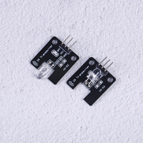 IR Transmitter infrared sensor Kit For Arduino Compatible robot car Part JG