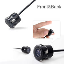 New Car Rear View CCD 170° Front&Back View Forward Camera Reverse Backup Parking