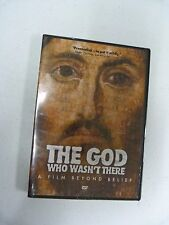 "DVD 2005 ""The God Who Wasn't There""- A Film Beyond Belief 171605 Sealed New"