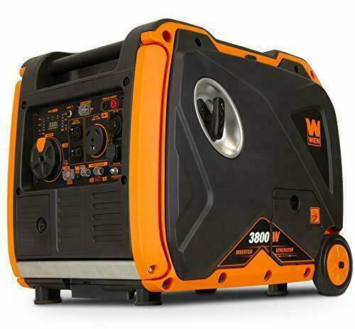 Wen 56380i 3800w Portable Inverter Generator For Sale Online Ebay