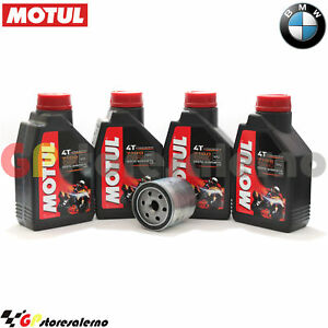 KIT-TAGLIANDO-OLIO-FILTRO-MOTUL-7100-10W40-4L-BMW-850-R-R-2005