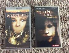 The Silent Hill Lot for Sony PlayStation Portable PSP UMD VIDEO