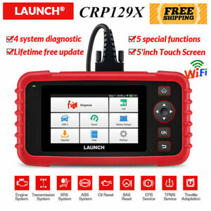 Launch Creader CRP129X OBD2 Scanner Car OBDII Diagnostic Scan Tool as CRP129E