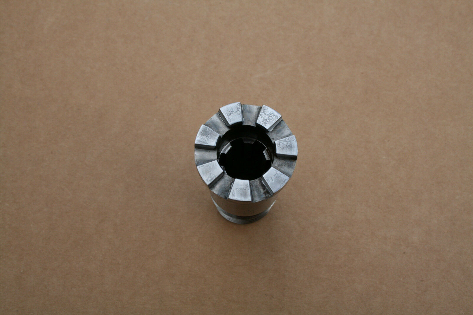 Spline Head Speedy Drawbar for HQT//Kurt MIlltronic Mill