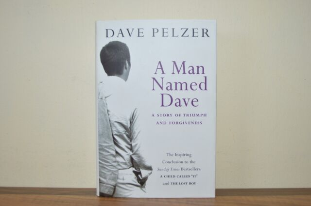 A Man Named Dave by Dave Pelzer (Paperback, 2000) First Edition (EB)