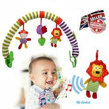 Activity Spiral Crib Stroller Car Seat Travel Hanging Toys Baby Rattles Toy JD