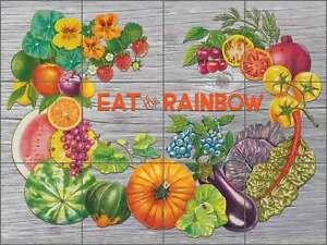 la foto se est cargando baldosa ceramica mural mueble chamberlain frutas verduras cocina