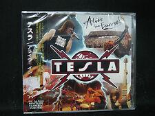TESLA Alive In Europe ! JAPAN CD Eric Martin Band Mr.Big Tyketto King Kobra