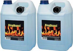 Das Bild Wird Geladen 90 Liter 18 X 5 Bioethanol Gelkamin Ethanol