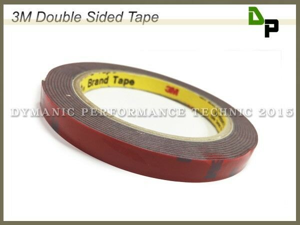 3M Double Sided Adhesive Tape for Auto Parts, Industry, Electronic Device