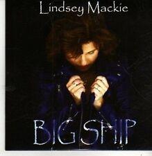 (CB289) Lindsey Mackie, Big Ship - 2011 CD