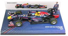 Minichamps Red Bull RB9 2013 - Sebastian Vettel World Champion 1/43 Scale