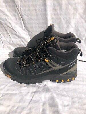 Volumen groß heiße Produkte Bestellung Salomon 3D Fast Packer Gore-Tex Mid Hiking Boot, size 11.5   eBay