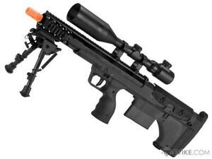Desert Tech Srs A1 16 Covert Gen3 Pull Bolt Action Bullpup Sniper Rifle By Silv Ebay