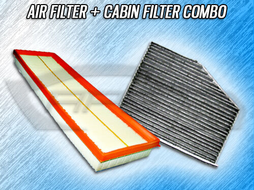AIR FILTER CABIN FILTER COMBO FOR 2007 2008 2009 VOLKSWAGEN RABBIT 2.5L ONLY