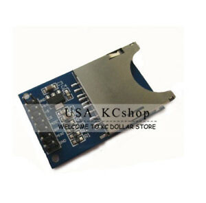 New-SD-Card-Module-Slot-Socket-Reader-For-Arduino-ARM-MCU-Read-And-Write