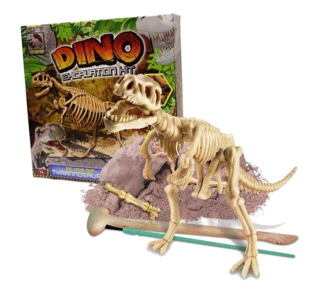 Grafix Dig a Dinosaur Excavation Kit - Tyrannosaurus