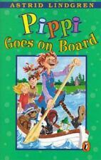 Pippi Goes on Board (Pippi Longstocking) Lindgren, Astrid Paperback