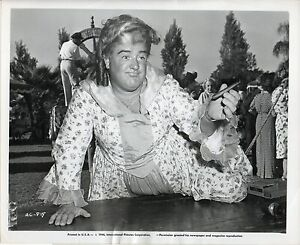 lou costello 1946 drag fund raiser motion picture mothers club 10x8