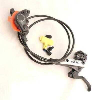 Shimano Deore SLX Hinterrad Bremsen Set BL-M675-B BR-M675 1450mm schwarz NEU
