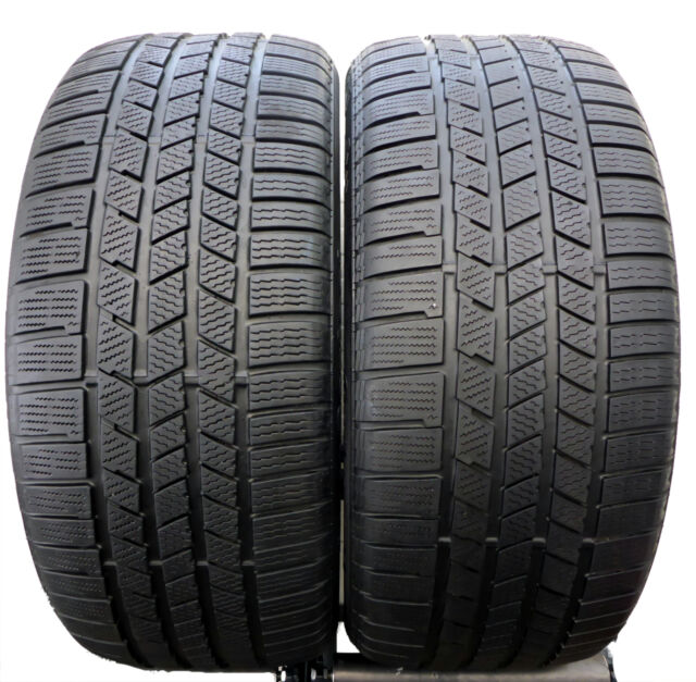 2 Continental 275/40 r20 106 V XL 5.5-6.5mm croscontact HIVER PNEUS HIVER dot14