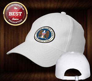3e708468c73f3 Hot Item Edition!!NSA Security Agency Custom Logo Baseball Cap Hats ...