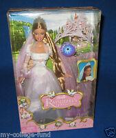 Barbie Rapunzel Wedding Doll With Light Up Crown
