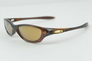 f880ba8bd9c Image is loading Oakley-FATE-Rootbeer-Brown-Bronze-Iridium-Sunglasses