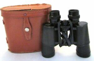 Vintage-CARL-WETZLAR-Binocular-7X35-NAVIGATOR-W-Case-in-Excellent-Condition