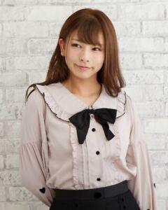 Japan kawaii lolita harajuku LIZ LISA Frill ribbon sneakers