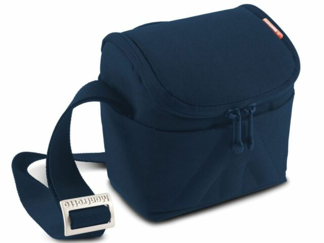 Manfrotto Stile Plus Amica 40 Camera Shoulder Bag - Blue