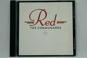 The-Communards-Red-CD-Album-1987-1st-Press-Bronski-Beat-Jimmy-Sommerville