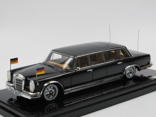 elección TSM Model 1963 mercedes-benz 600 Pullman estado Limousine BRD 1//43 2
