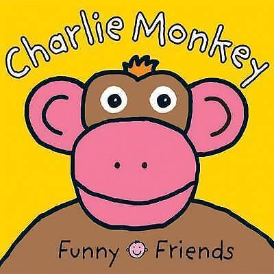 Roger Priddy, Charlie Monkey (Funny Friends), Excellent Book
